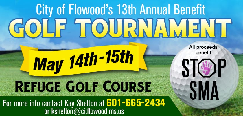 City of Flowood's 13th Annual Benefit Golf Tournament